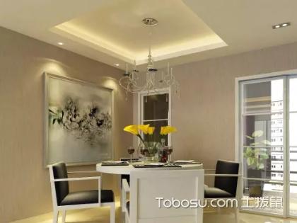 小户型客厅餐厅装修,有限空间无限放大