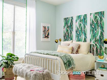 卧室装饰装修展示,如此惊艳的卧室装修好想留一间