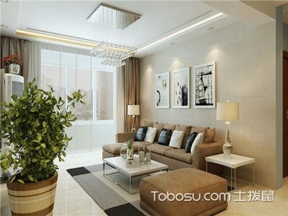 小户型客厅怎么装修?5种实用设计方案不重样