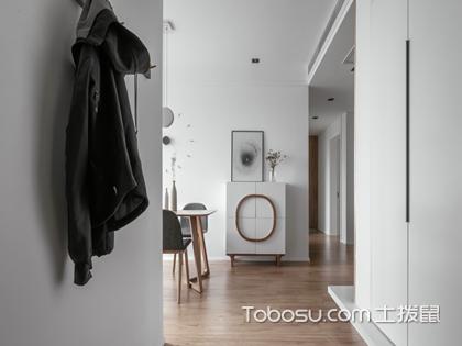 客厅玄关装修两大要点,教你如何把玄关装修得更有面子?