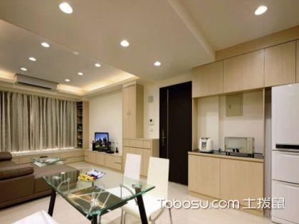 威海90平米房装修费用案例赏析,实用实惠才是最好的