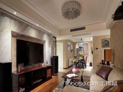 慈溪90平米房装修费用案例赏析,这样的现代中式装修简直绝了!