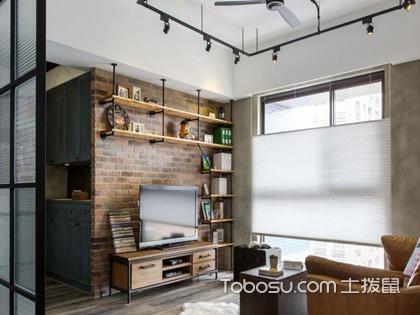客厅电视墙装修设计新思路,这样出奇的背景墙装修设计不得不服?