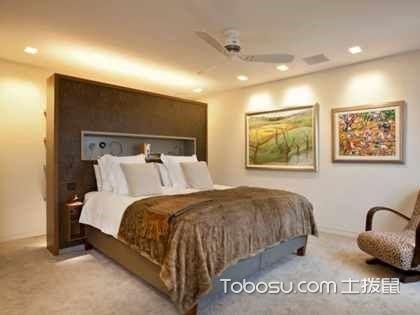 新房卧室装修,如何才能体现你的洪荒之力?