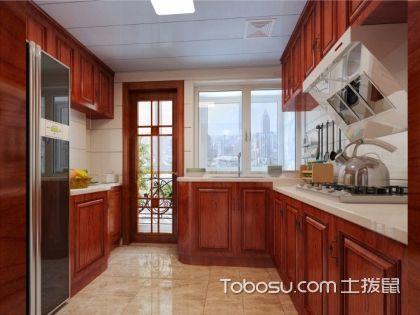 现代人最喜欢的四种厨房装修效果图,各具风格的厨房装修特点