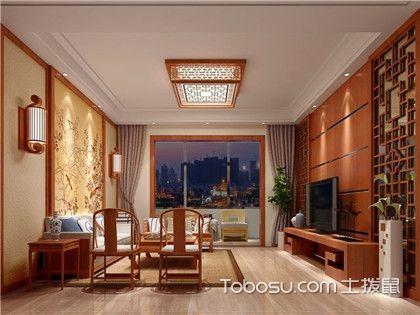 刷爆朋友圈的中式客厅灯具效果图,生动演绎灯影中的中国风