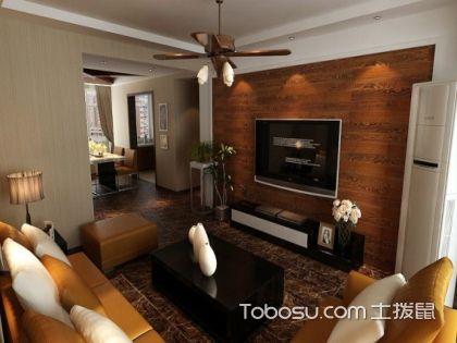 客厅墙纸什么颜色好?客厅墙纸风格推荐大全