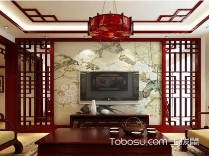 中式客厅电视背景墙装修,让家装更具非凡魅力