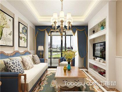设计师亲授的美式风格客厅特点,美剧里的浪漫不是虚幻!
