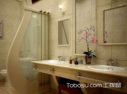 衛生間裝修效果圖,因地制宜享受完美效果