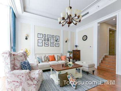 美式室内设计风格案例,展示与众不同个的美式风格