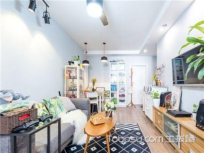 扬州65平米房装修费用概括,北欧风情也能给你满满的浪漫!