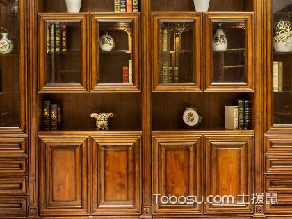定做书柜好不好?掌握三大技巧才能打造完美书柜