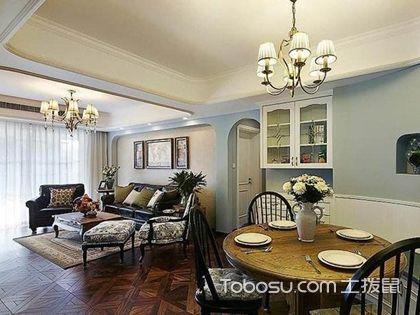 家装设计风格分类与特点---美式篇