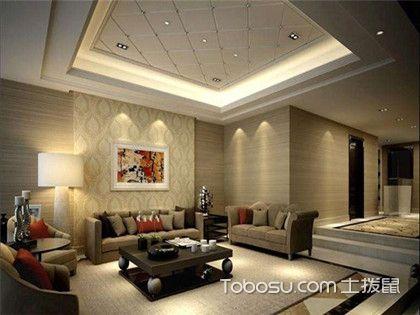 小户型客厅适合安装灯带吗?客厅灯带怎么安装才好看?