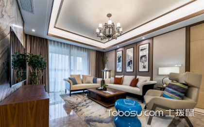 上海三房两厅装修费用盘点,寸土寸金的房子这样装修才能不亏
