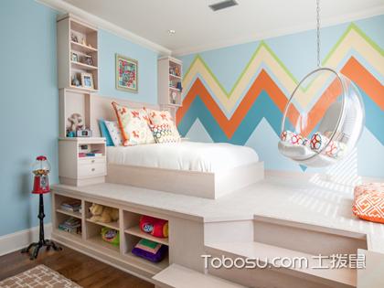 小孩卧室装修效果图,盘点最受孩子欢迎的儿童房装修设计
