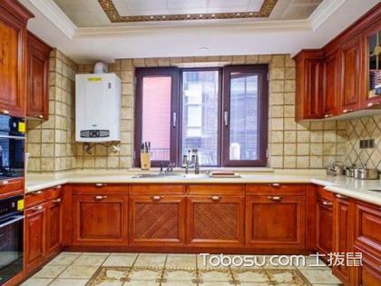 欧式厨房装修效果图,好厨房给烹饪带来好心情