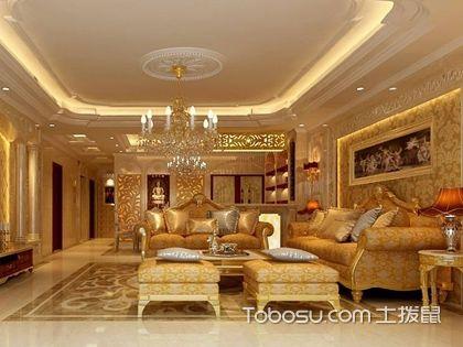 家装设计风格分类与特点---欧式篇(一)