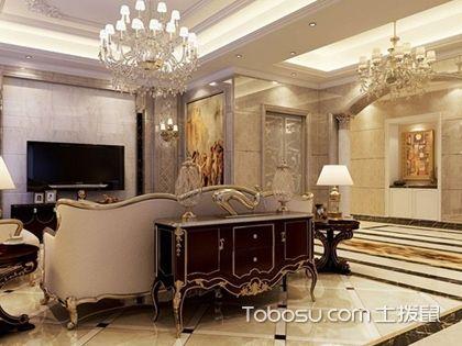 家装设计风格分类与特点---欧式篇(二)