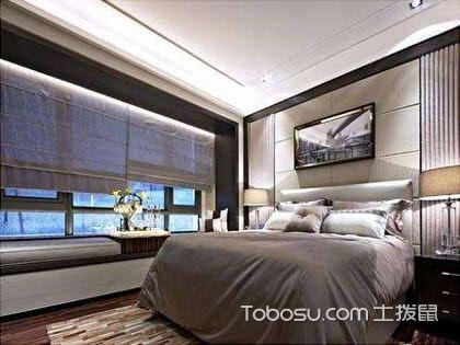 卧室装修效果图欣赏,一个舒舒服服的家