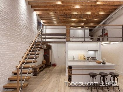 Loft小公寓裝修效果圖,你看中了第幾款loft純設計?
