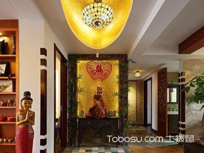 家装设计风格分类与特点---东南亚篇