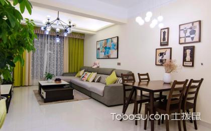 浅析厦门三房两厅全包装修费用,打造简约大方的现代风格家居