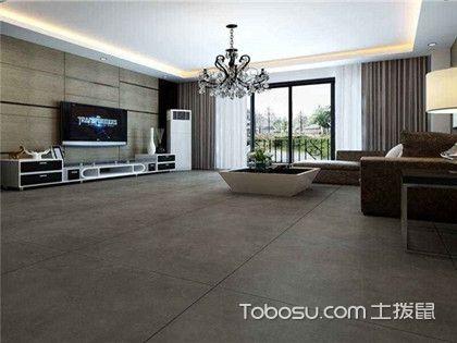 中式客厅用仿古砖好吗?仿古砖有哪些优缺点?