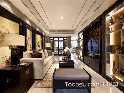 想要古色古香的中式家居,杭州三房两厅装修费用效果图满足你!