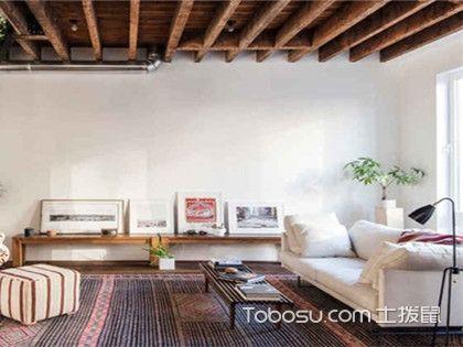开放式大客厅装修装饰设计,这个复式小公寓果真不简单!