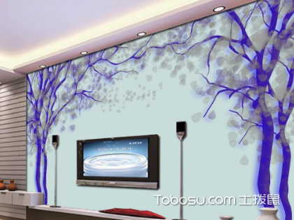 天马行空的家装设计,创意十足的电视背景墙图片