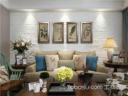 三居室采用美式风格设计怎么样?大同120平米房装修费用案例有答案