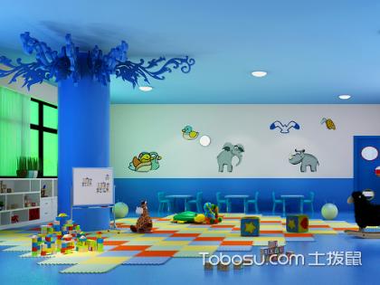 幼儿园装修设计效果图,用最具品质的设计引领孩子成长