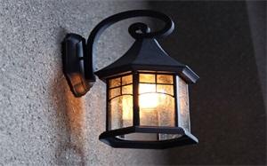 【室外壁灯】室外壁灯设计,室外壁灯什么牌子好,安装,图片