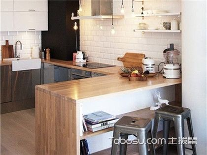 小户型厨房装修不妨从这些地方下手