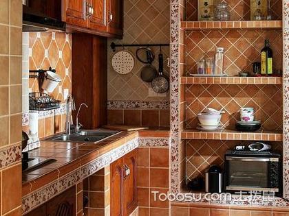 美出天际的厨房装修效果图,却屡屡中招小户型厨房装修风水忌讳