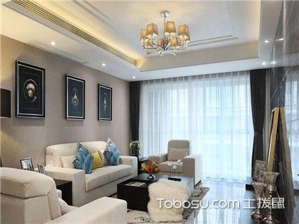 鄭州三房兩廳裝修費用,閑適現代的裝修風格讓你著迷