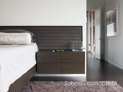 床头柜搭配新方案,别让床头柜拉低卧室颜值