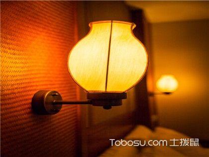 觉得卧室少点东西,可能是因为缺少这些中式床头灯
