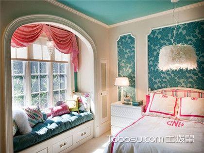 小户型卧室窗户装修效果图,卧室装修设计的好不好看全靠它
