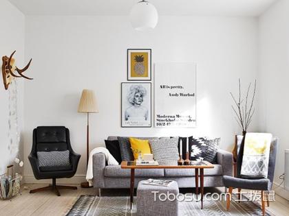 小户型客厅沙发尺寸如何选?清楚这几点尺寸不是问题
