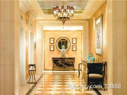 分享一些设计得比较好的走廊装修效果图