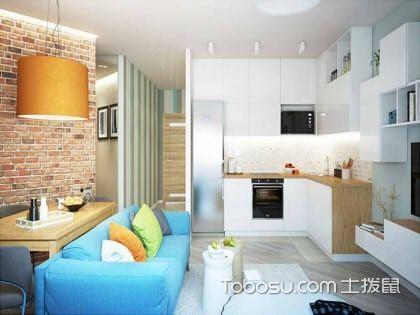 小户型家装成功实例,小小的家也舒适