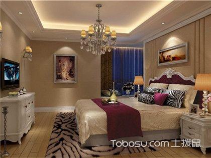 主卧室装修效果图分享,特别适合小夫妻居住!