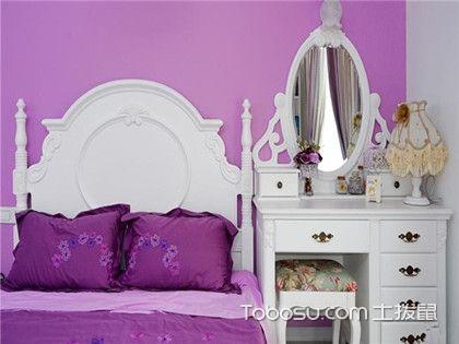 卧室梳妆台摆放在什么位置最好?手把手教会你梳妆台摆设技巧