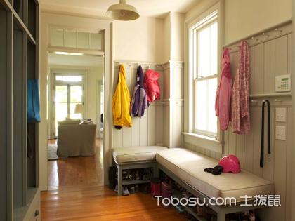 门厅鞋柜如何设计?这些门厅鞋柜设计方案给你灵感