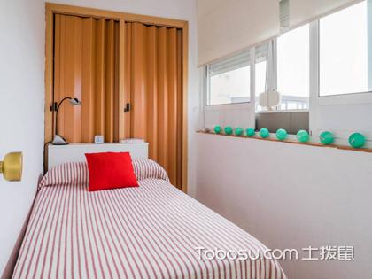 小卧室的装修设计案例,4张小小效果图带你欣赏不同风格卧室设计