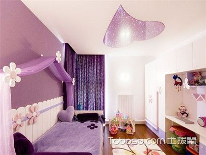 6款女生卧室设计图片,女神的装修审美真的是美到哭!