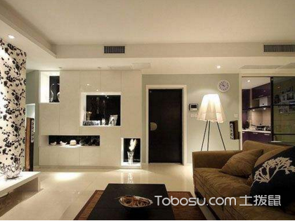 小户型客厅简约装修,寓繁于简